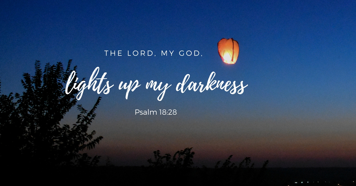 my God is my light